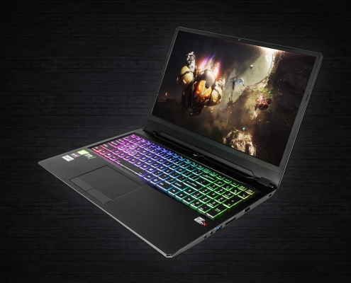 Gaming Laptop with NVIDIA RTX 2080 Max-Q